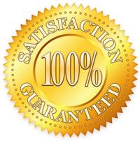 satisfaction guarantee Satisfaction Guarantee